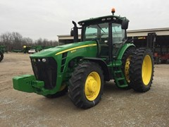 Tractor For Sale 2010 John Deere 8295R , 295 HP