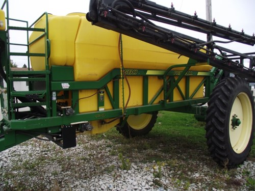 Sprayer-Pull Type For Sale:  2006 Redball 580