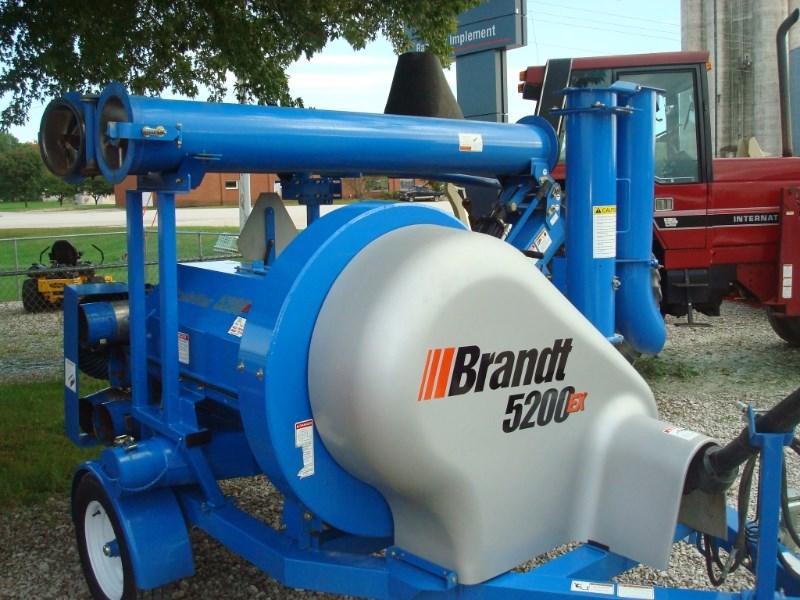 2013 Brandt 5200EX Grain Vac For Sale