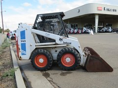 Skid Steer For Sale:  1985 Bobcat 743 , 36 HP