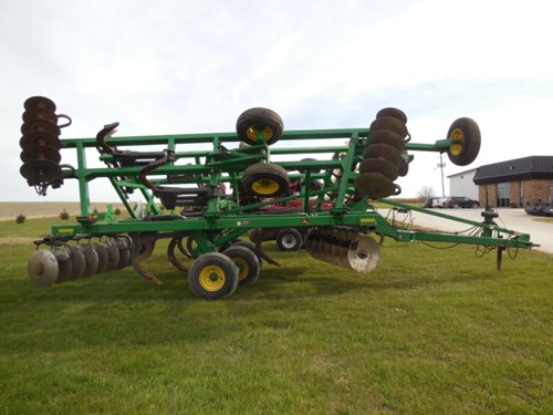 Disk Ripper For Sale:  2007 John Deere 512