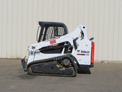 Skid Steer-Track For Sale:  2014 Bobcat T590 , 66 HP