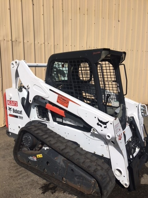 2015 Bobcat T590 Skid Steer-Track For Sale
