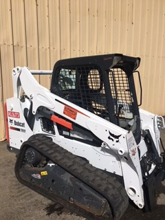 Skid Steer-Track For Sale:  2015 Bobcat T590 , 66 HP
