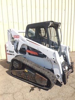 Skid Steer-Track For Sale:  2015 Bobcat T650 , 74 HP