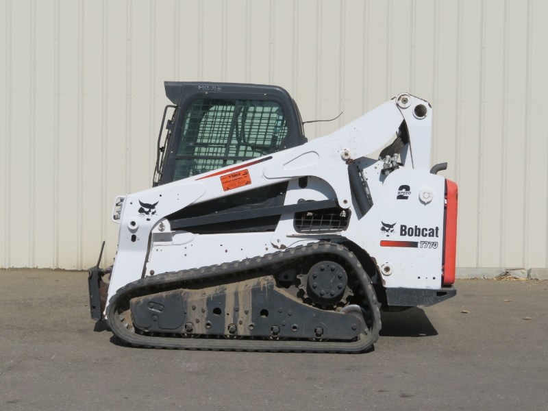 2013 Bobcat T770 Skid Steer-Track For Sale