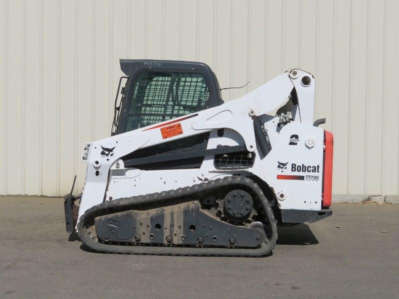 2013 Bobcat T770 Skid Steer-Track For Sale