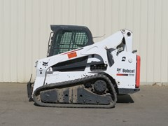 Skid Steer-Track For Sale:  2013 Bobcat T770