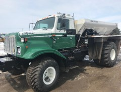 Fertilizer Spreader For Sale 1999 Loral 3700