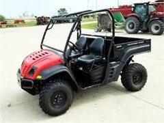 Utility Vehicle For Sale 2018 Cub Cadet Volunteer 4x4 EFI Red , 31 HP