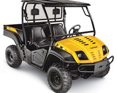 Utility Vehicle For Sale 2018 Cub Cadet Volunteer 4x4 EFI Yellow , 31 HP