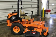 Zero Turn Mower For Sale 2018 Scag STTII-61V-37BV-EFI , 37 HP