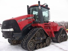 Tractor For Sale Case IH Steiger 500 Quadtrac