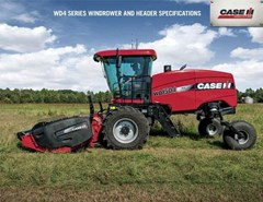 Windrower For Sale Case IH WD1504