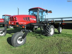Windrower For Sale MacDon M155E4