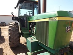 Tractor For Sale John Deere 4630