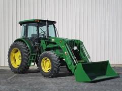 Tractor For Sale 2012 John Deere 6115D , 95 HP
