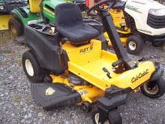Riding Mower For Sale 2012 Cub Cadet RZT S46 Fab KW , 23 HP