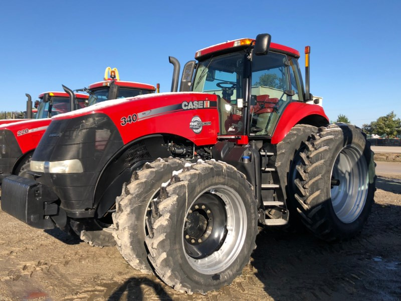 2013 Case IH MX340 Tractor For Sale