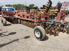 Disk Harrow For Sale 1990 Case IH 696