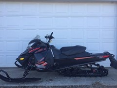 Snowmobile For Sale 2015 Ski-Doo 2015 REN BC X 800E-TEC E.S. BLACK SKU # UXFA