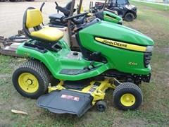 Riding Mower For Sale 2012 John Deere X324 , 22 HP