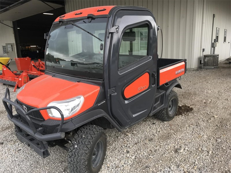 2014 Kubota RTV1100C Utility Vehicle For Sale