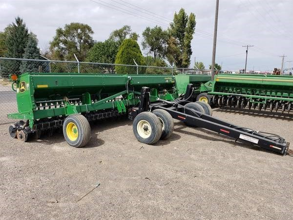 John Deere 1520 Grain Drill For Sale