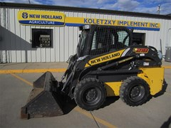 Skid Steer For Sale 2017 New Holland L218
