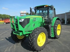 Tractor For Sale 2015 John Deere 6140M , 140 HP