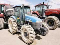 Tractor For Sale 2009 New Holland TD5050 , 93 HP