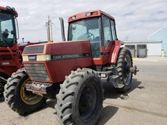 Tractor For Sale 1991 Case IH 7140 , 216 HP