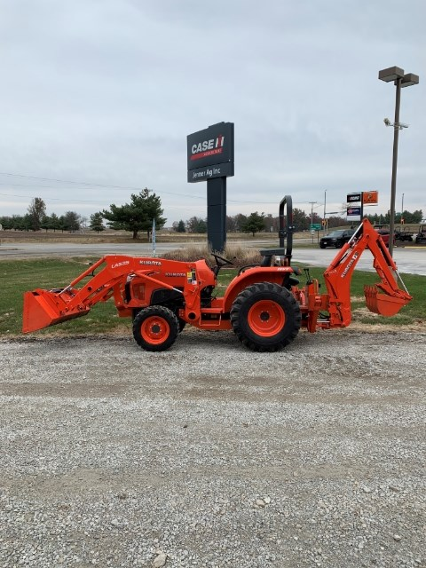 2017 Kubota L3901HST Tractor For Sale