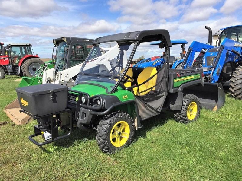 John Deere GATOR XUV 825I Utility Vehicle For Sale