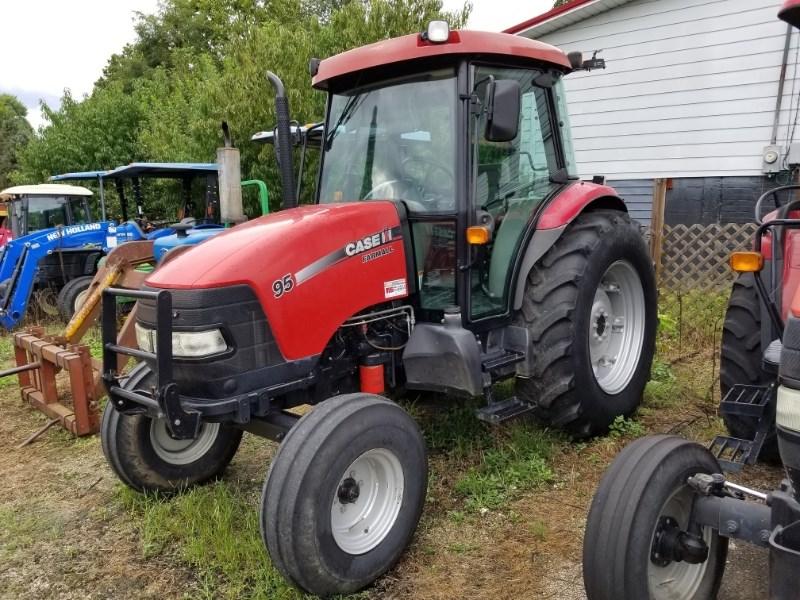 2010 Case IH FARMALL 95-C2 Tractor For Sale