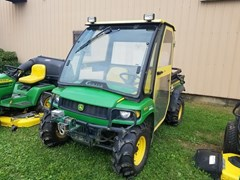 Utility Vehicle For Sale 2007 John Deere XUV 850D GREEN