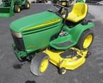 Riding Mower For Sale: 2002 John Deere GT245, 20 HP