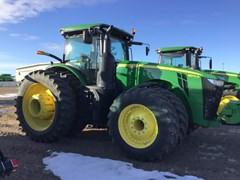 Tractor For Sale 2017 John Deere 8370R , 370 HP