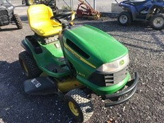 Riding Mower For Sale 2008 John Deere LA135 , 22 HP