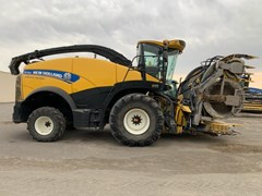 Forage Harvester-Self Propelled For Sale 2017 New Holland FR780 T4B
