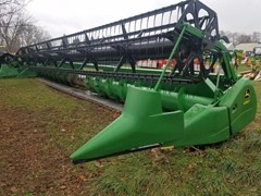 Combine Header-Auger/Flex For Sale 2011 John Deere 635F