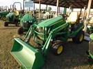 Tractor For Sale:  2014 John Deere 1025R , 25 HP