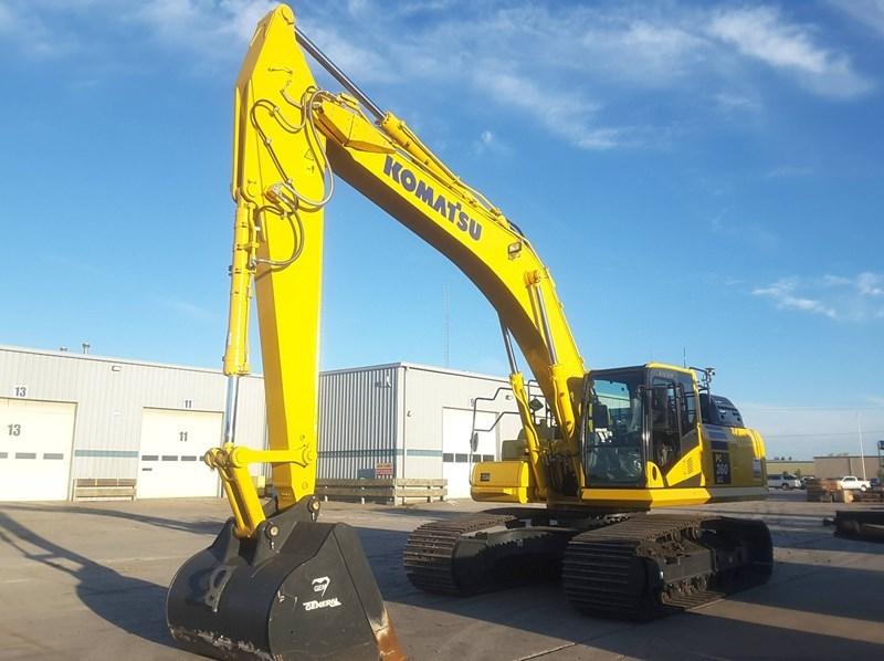 2018 Komatsu PC360LCI-11 Excavator For Sale