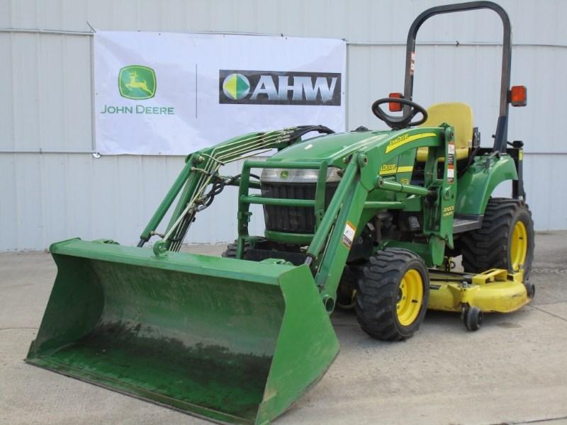 2006 John Deere 2305 Tractor - Compact For Sale