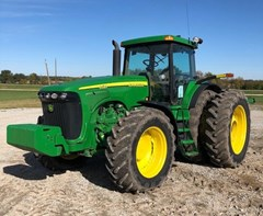 Tractor For Sale 2004 John Deere 8520 , 255 HP