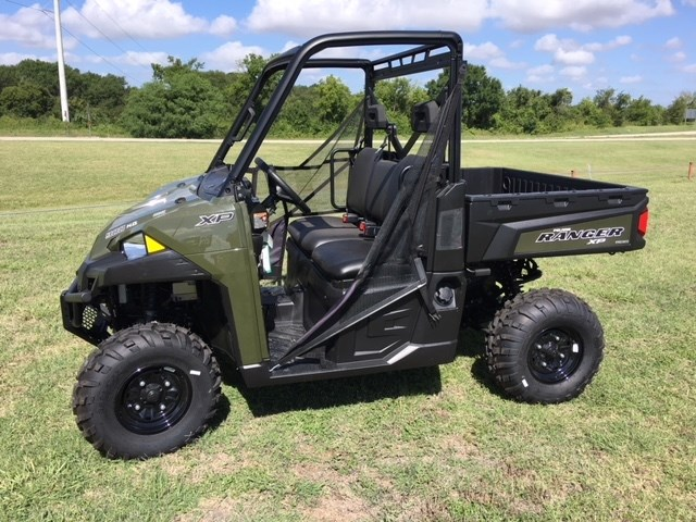 2019 Polaris R19RTE87A1 Utility Vehicle For Sale