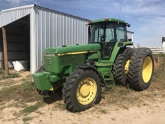 Tractor For Sale 1992 John Deere 4760 , 175 HP