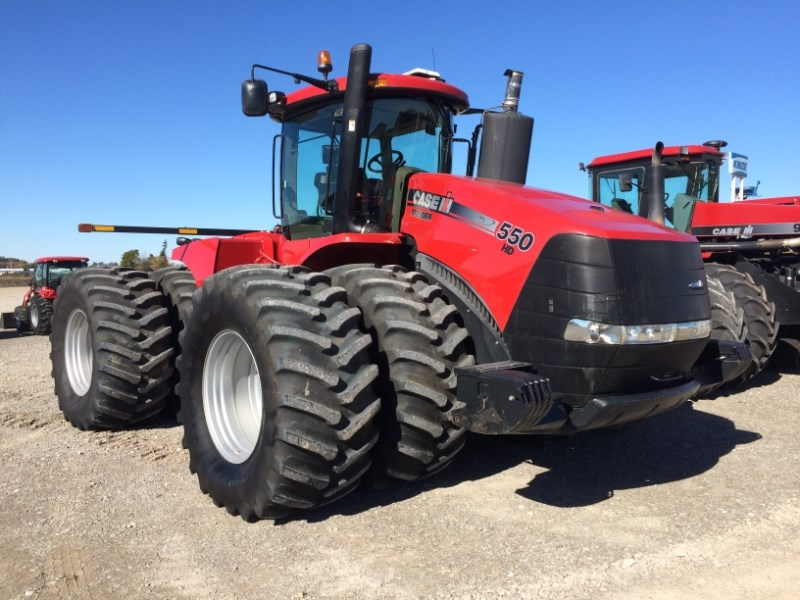 2014 Case IH STGR 550 Tractor For Sale
