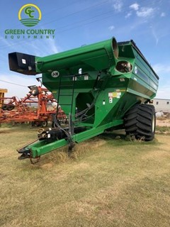 Grain Cart For Sale 2014 J & M 1326