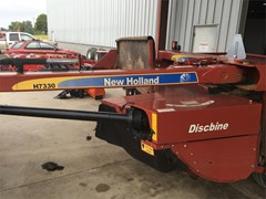 Mower Conditioner For Sale 2012 New Holland H7330